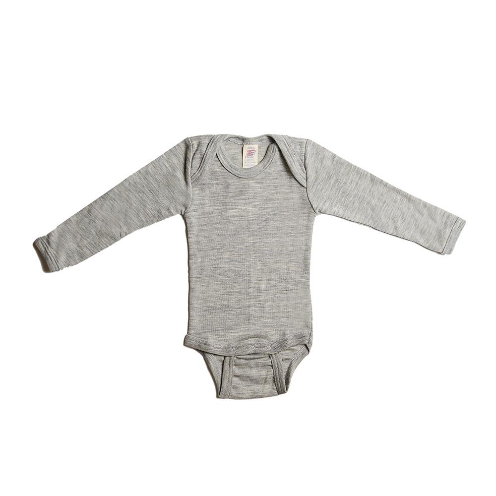 Body für Kinder und Babys aus Wolle Seide
