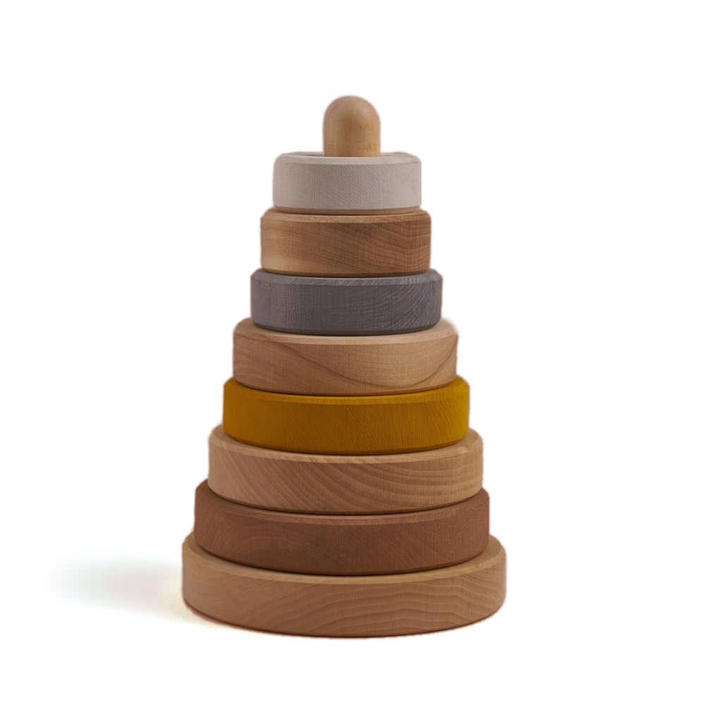 Holzspielzeug von Raduga Grez